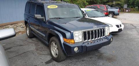2010 Jeep Commander for sale at Port City Cars in Muskegon MI