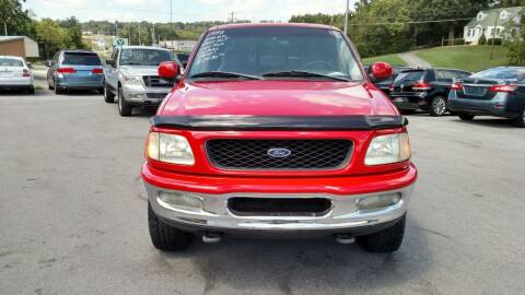 1998 Ford F-150 for sale at DISCOUNT AUTO SALES in Johnson City TN