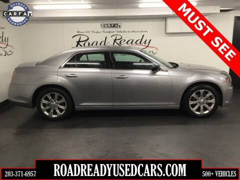 2013 Chrysler 300 for sale at Road Ready Used Cars in Ansonia CT