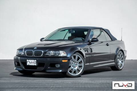 2006 BMW M3 for sale at Nuvo Trade in Newport Beach CA