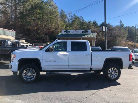 2017 GMC Sierra 2500HD for sale at Luxury Auto Innovations in Flowery Branch GA