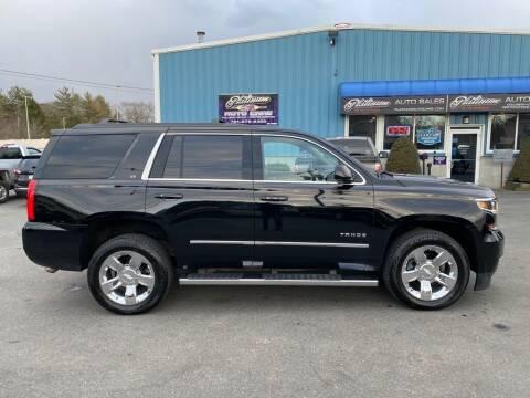 2018 Chevrolet Tahoe for sale at Platinum Auto in Abington MA