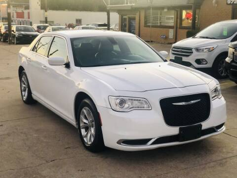 2015 Chrysler 300 for sale at Safeen Motors in Garland TX