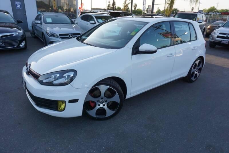 2011 Volkswagen GTI for sale at Industry Motors in Sacramento CA