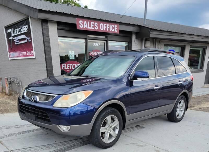2010 Hyundai Veracruz for sale at Fletcher Auto Sales in Augusta GA