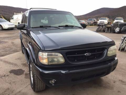 2001 Ford Explorer for sale at Troys Auto Sales in Dornsife PA
