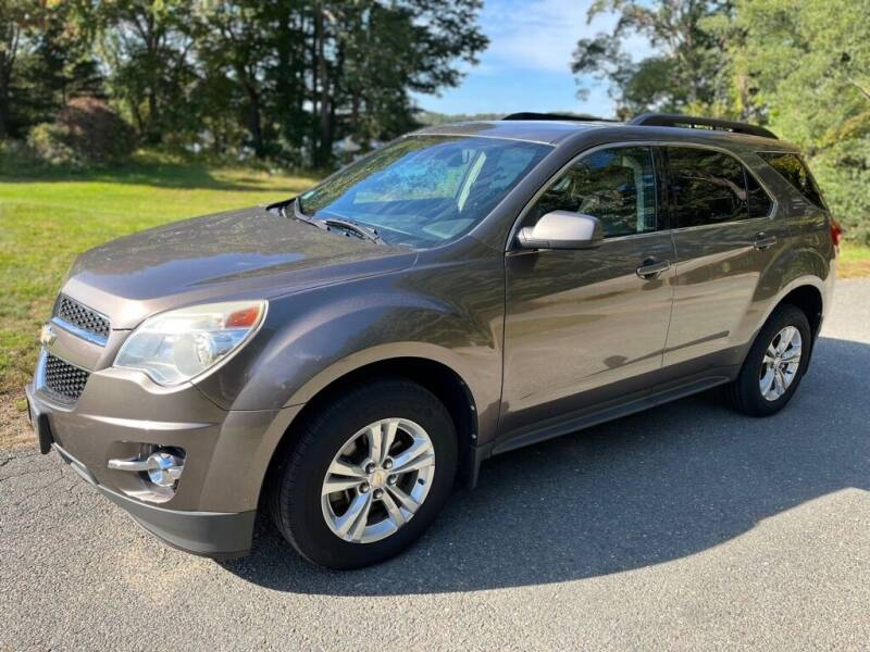 2012 Chevrolet Equinox for sale at Elite Pre-Owned Auto in Peabody MA