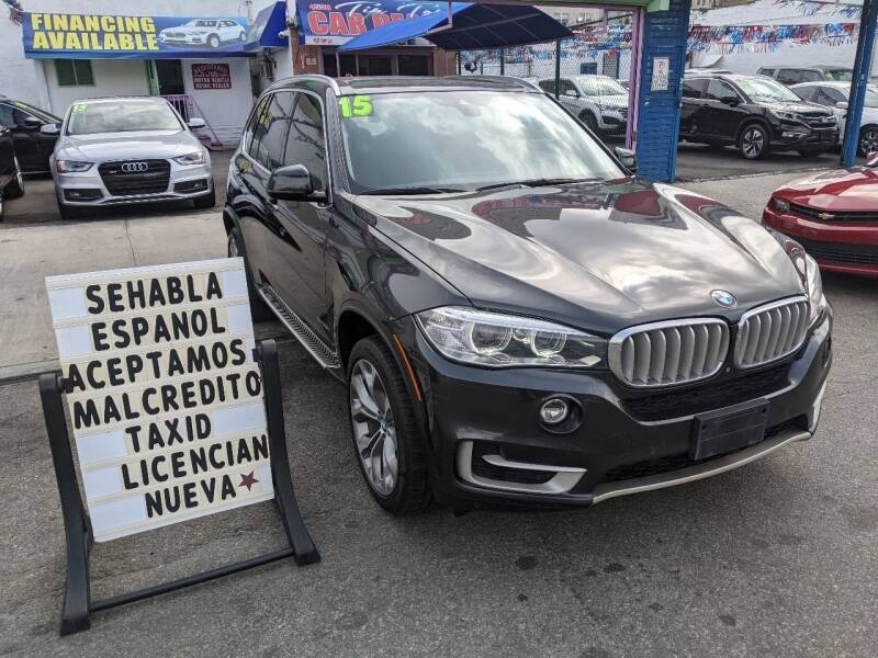 2015 BMW X5 for sale at 4530 Tip Top Car Dealer Inc in Bronx NY