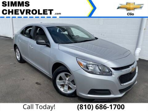 2016 Chevrolet Malibu Limited for sale at Aaron Adams @ Simms Chevrolet in Clio MI