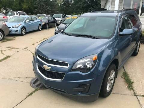 2012 Chevrolet Equinox for sale at 3M AUTO GROUP in Elkhart IN