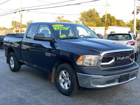 2015 RAM Ram Pickup 1500 for sale at MetroWest Auto Sales in Worcester MA