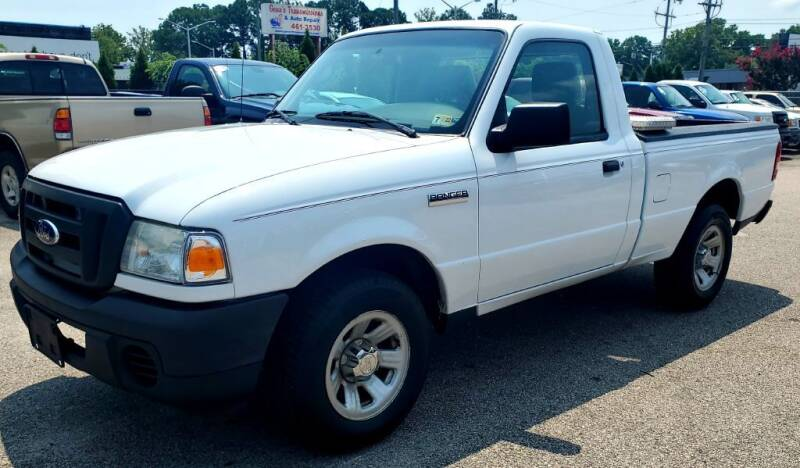2011 Ford Ranger for sale at Auto and Cycle Brokers of Tidewater in Norfolk VA