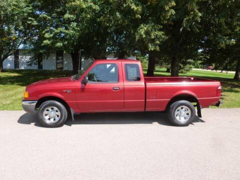 2001 Ford Ranger for sale at HUDSON AUTO MART LLC in Hudson WI