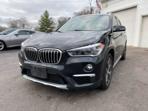 2016 BMW X1 for sale at SOUTH SHORE AUTO GALLERY, INC. in Abington MA