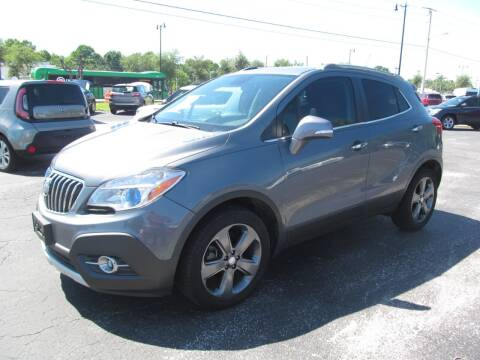 2014 Buick Encore for sale at Blue Book Cars in Sanford FL