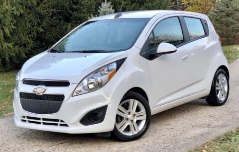 2015 Chevrolet Spark for sale at Carmel Truck & Auto in Carmel IN