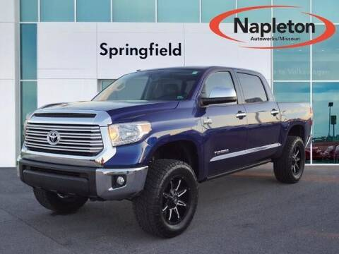2015 Toyota Tundra for sale at Napleton Autowerks in Springfield MO