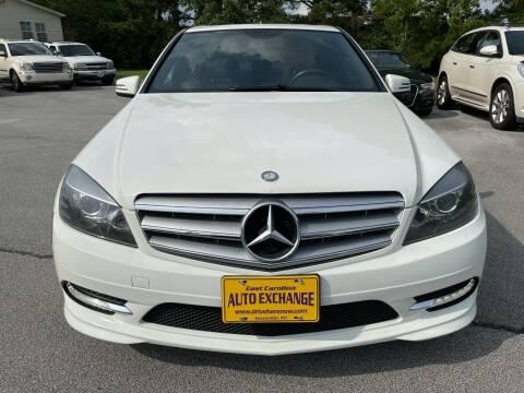 2011 Mercedes-Benz C-Class for sale at Washington Motor Company in Washington NC