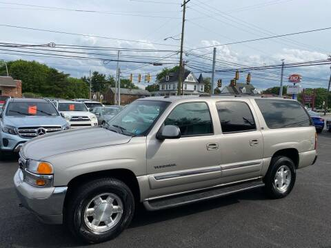 2004 GMC Yukon XL for sale at Masic Motors, Inc. in Harrisburg PA