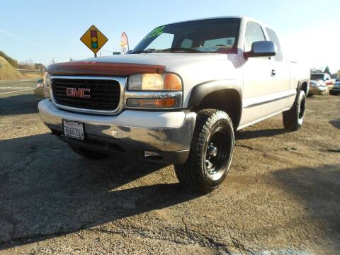 2000 GMC Sierra 1500 for sale at Mountain Auto in Jackson CA