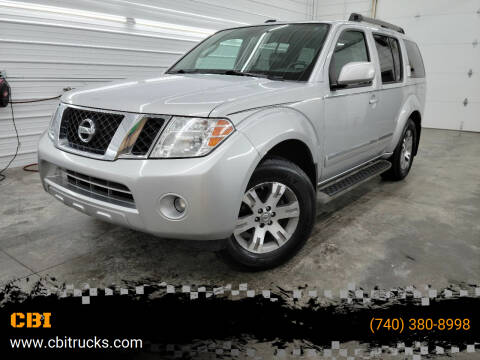 2011 Nissan Pathfinder for sale at CBI in Logan OH