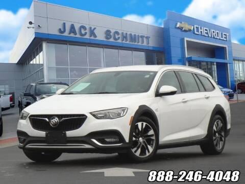 2018 Buick Regal TourX for sale at Jack Schmitt Chevrolet Wood River in Wood River IL