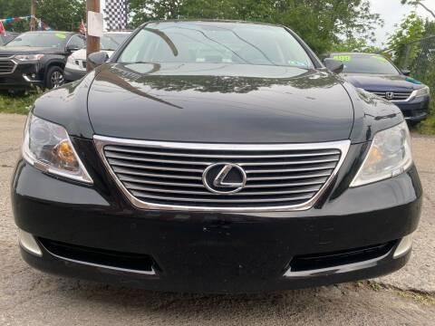 2007 Lexus LS 460 for sale at Best Cars R Us in Plainfield NJ