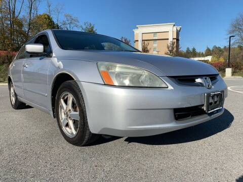 2004 Honda Accord for sale at Auto Warehouse in Poughkeepsie NY