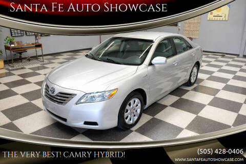 2009 Toyota Camry Hybrid for sale at Santa Fe Auto Showcase in Santa Fe NM