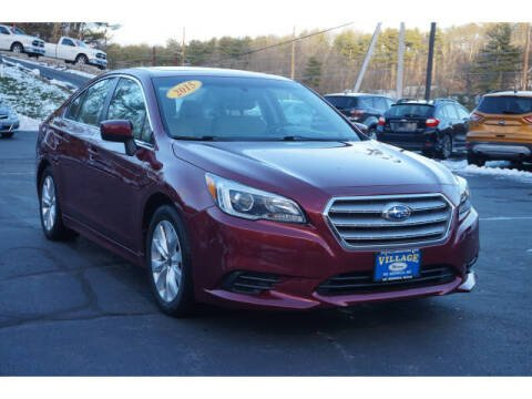 2015 Subaru Legacy for sale at VILLAGE MOTORS in South Berwick ME