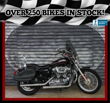 2007 Harley-Davidson XL1200 for sale at AZautorv.com in Mesa AZ