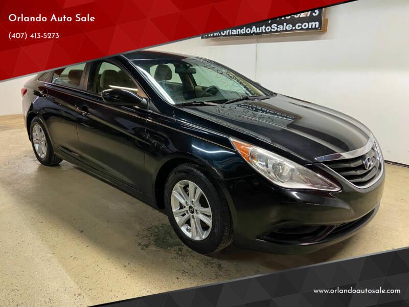 2011 Hyundai Sonata for sale at Orlando Auto Sale in Orlando FL