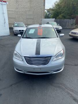 2012 Chrysler 200 for sale at North Hill Auto Sales in Akron OH