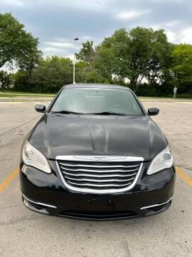 2011 Chrysler 200 for sale at Sphinx Auto Sales LLC in Milwaukee WI