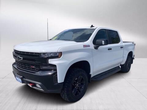 2019 Chevrolet Silverado 1500 for sale at Fitzgerald Cadillac & Chevrolet in Frederick MD