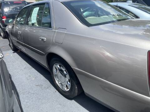 2001 Cadillac DeVille for sale at Indy Motorsports in Saint Charles MO