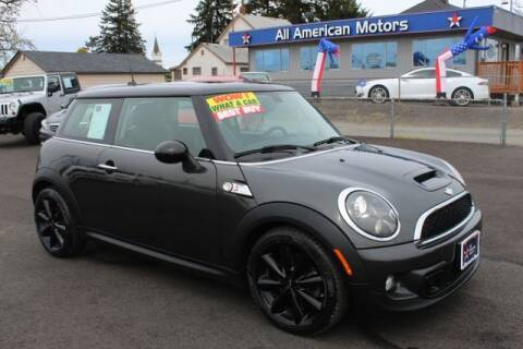 2013 MINI Hardtop for sale at All American Motors in Tacoma WA