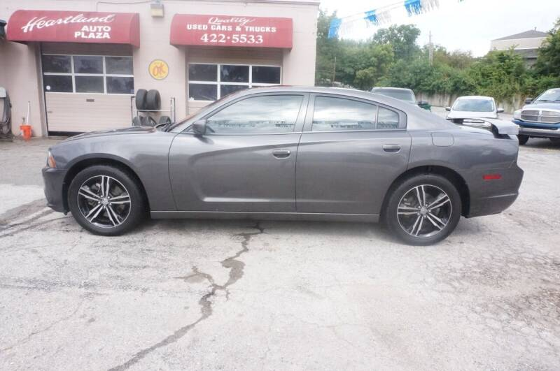 2014 Dodge Charger for sale at Heartland Auto Plaza in Bonner Springs KS