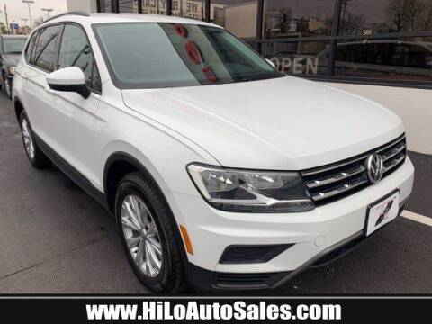 2018 Volkswagen Tiguan for sale at Hi-Lo Auto Sales in Frederick MD