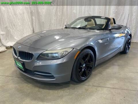 2009 BMW Z4 for sale at Green Light Auto Sales LLC in Bethany CT