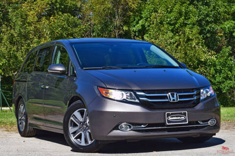 2014 Honda Odyssey for sale at Rosedale Auto Sales Incorporated in Kansas City KS
