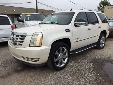 2007 Cadillac Escalade for sale at BSA Used Cars in Pasadena TX