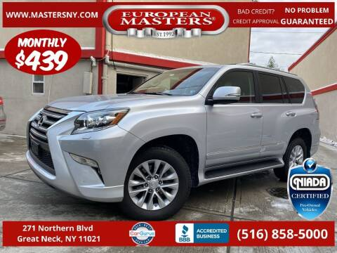 2019 Lexus GX 460 for sale at European Masters in Great Neck NY
