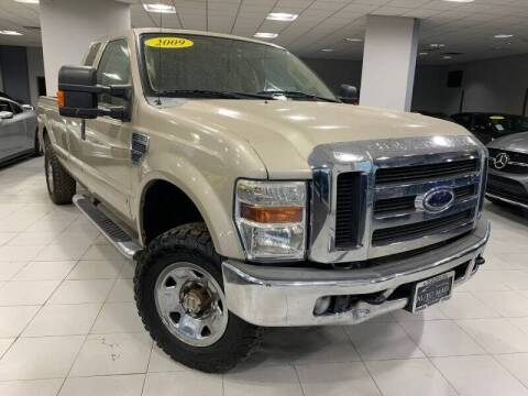 2009 Ford F-250 Super Duty for sale at Cj king of car loans/JJ's Best Auto Sales in Troy MI