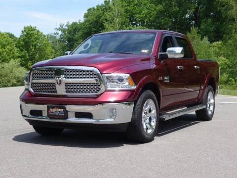 2017 RAM Ram Pickup 1500 for sale at Auto Mart in Derry NH