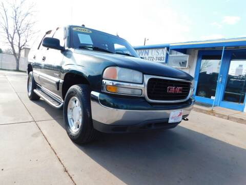 2004 GMC Yukon for sale at AP Auto Brokers in Longmont CO