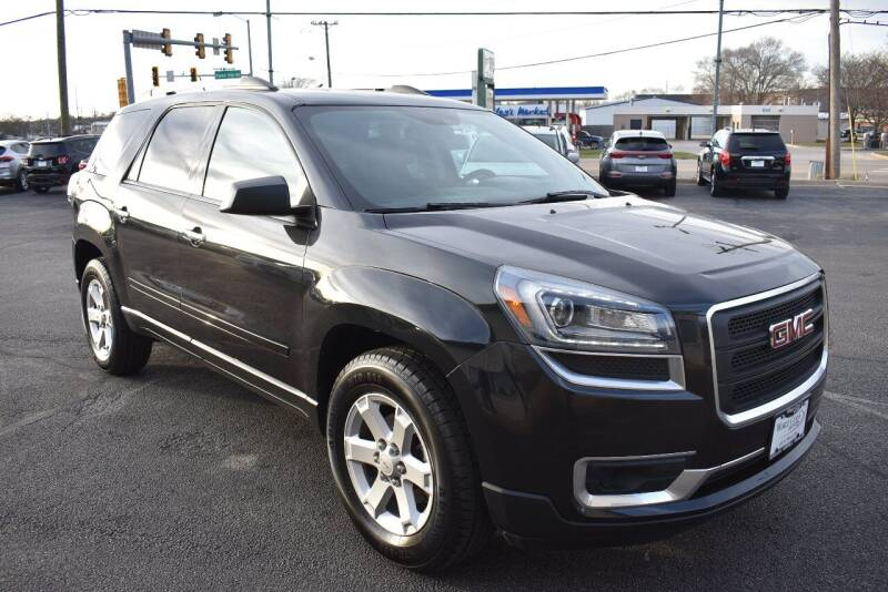 2013 GMC Acadia for sale at World Class Motors in Rockford IL