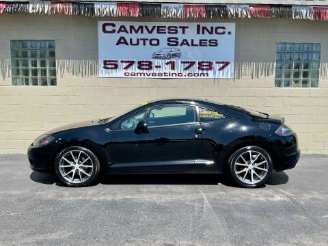 2011 Mitsubishi Eclipse for sale at Camvest Inc. Auto Sales in Depew NY