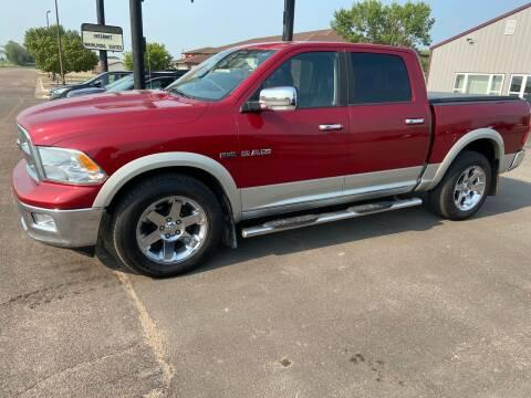 2010 Dodge Ram Pickup 1500 for sale at Hill Motors in Ortonville MN