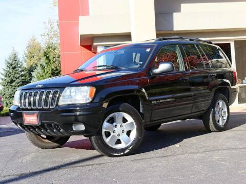 2001 Jeep Grand Cherokee for sale at Schaumburg Pre Driven in Schaumburg IL